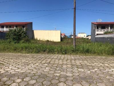 Terreno Em Itanhaém Com 600 M², Lado Praia - 4027/p