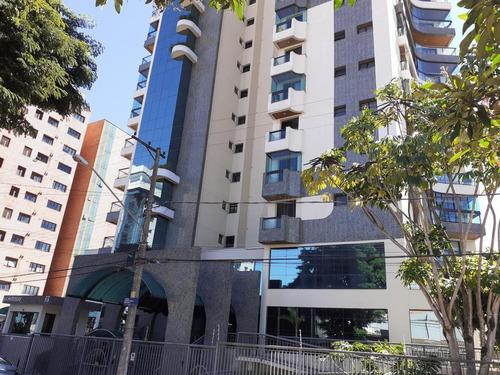 Apartamento Para Locação Em Mogi Das Cruzes, Vila Oliveira, 4 Dormitórios, 2 Suítes, 2 Banheiros, 2 Vagas - Ap0375_2-1174032
