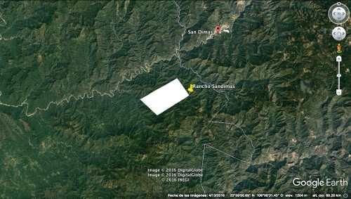 Terreno En Venta En El Municipio De San Dimas, Dgo.