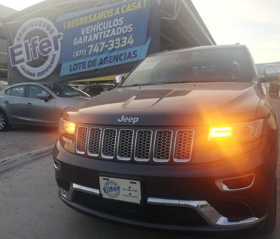 Jeep Cherokee Summit 2014