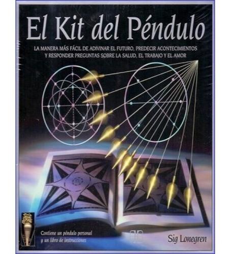 El Kit Del Péndulo, Libro De Instrucciones Y Péndulo