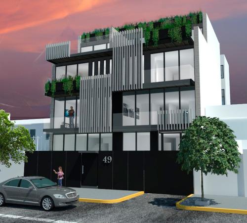 Imagen 1 de 2 de Departamento En Venta, Miguel Hidalgo, Ciudad De México