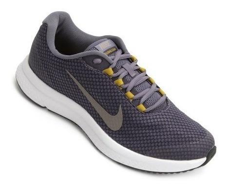 Tenis Nike Runallday 898464 Carbono 39 Original