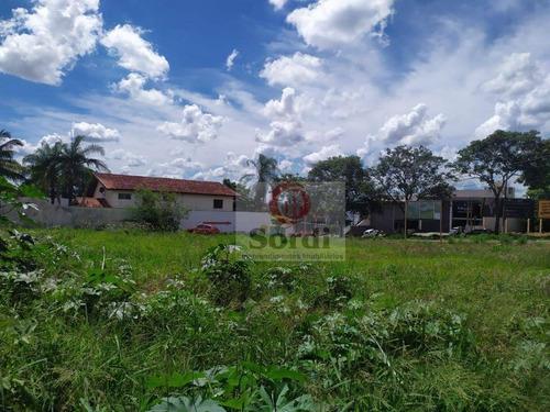 Imagem 1 de 10 de Lote Comercial 1450 M² Por R$ 2.900.000 - Alto Da Boa Vista - Ribeirão Preto/sp - Te1336