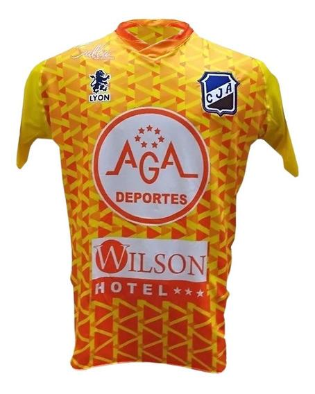 Camiseta Juventud Antoniana De Salta Arquero Nuevo Modelo 19