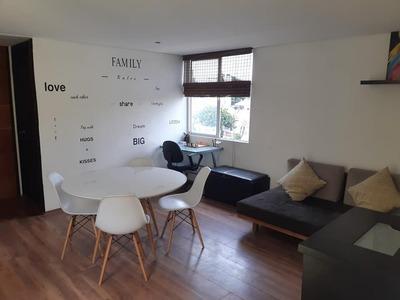 Se Renta Habitación A 2 Cuadras Del Metrobus La Piedad Wtc.
