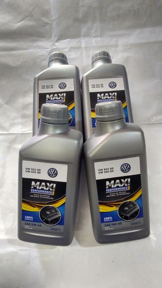 Filtro +oleo Castrol Magnatec 5w40 502 00 100% Sint. C/4 Gol