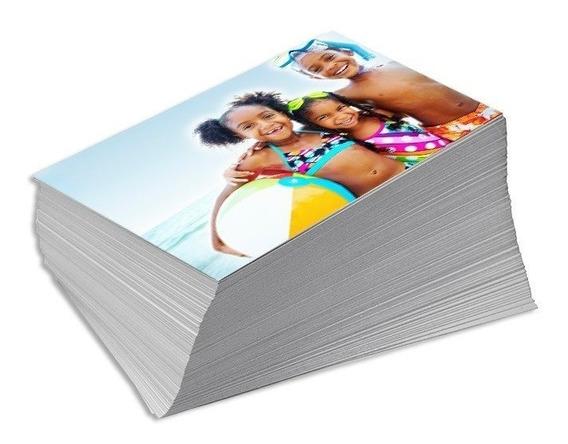 Papel Fotográfico 10x15 Com Logomarca Epson No Verso Pm225