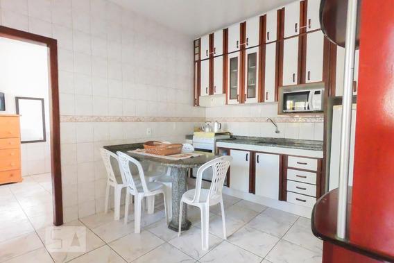 Apartamento Térreo Mobiliado Com 2 Dormitórios E 1 Garagem - Id: 892945460 - 245460