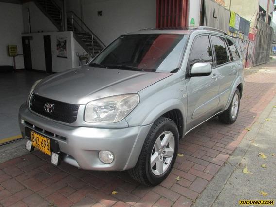 Toyota Rav4 4wd Rav 4