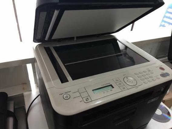 Impressora A Laser Samsung Clx 3185fw