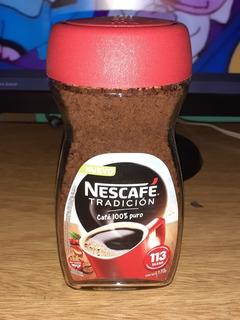Nutella Grande Y Nescafe Grande !!!! Al Mejor Precio!!