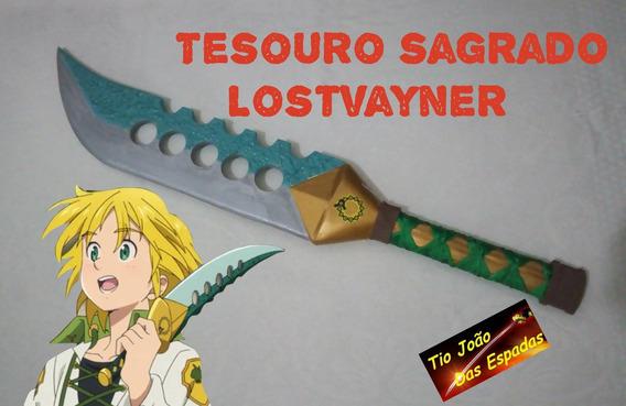 Tesouro Sagrado Lostvayne - Nanatsu No Taizai