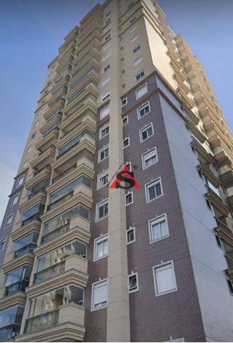 Apartamento Com 1 Dormitório À Venda, 74 M² Por R$ 735.000,00 - Jardim - Santo André/sp - Ap42443