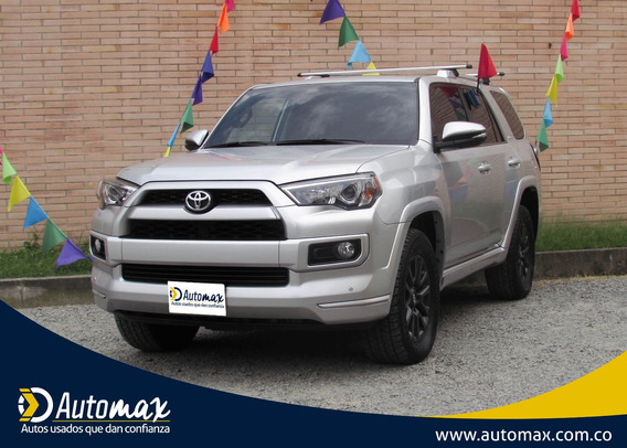 Toyota 4runner Limited 4x4, At 4.0