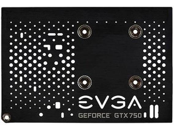 Evga Back Plate Set Gtx750 100-bp-2751-b9