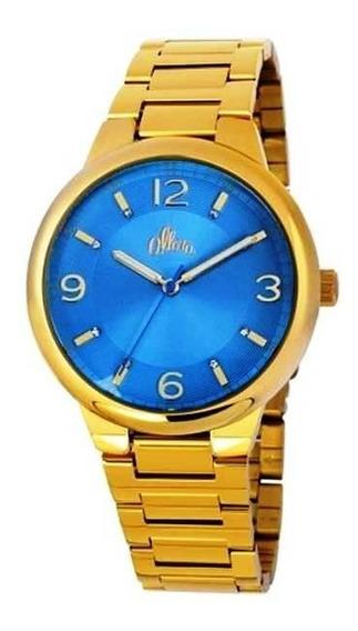 Relógio Allora Feminino Elisa - Al2035li/4a
