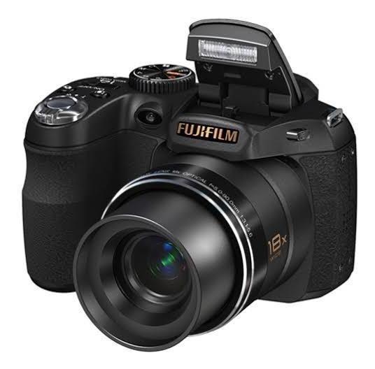 Câmera Fujifilm Finepix S 2800hd
