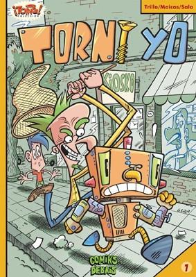 Comic: Torni Yo / Colección ¡toing!
