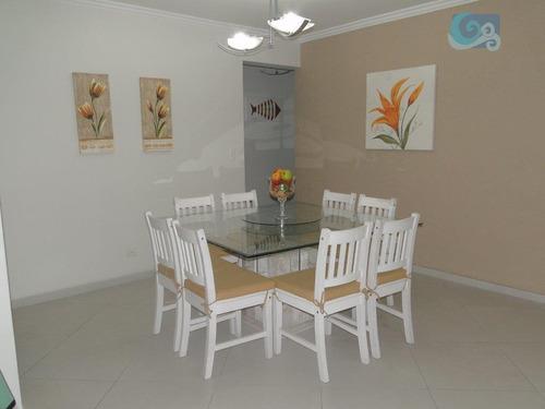 Imagem 1 de 18 de Apartamento À Venda - Praia Da Enseada - Guarujá. - Ap4209