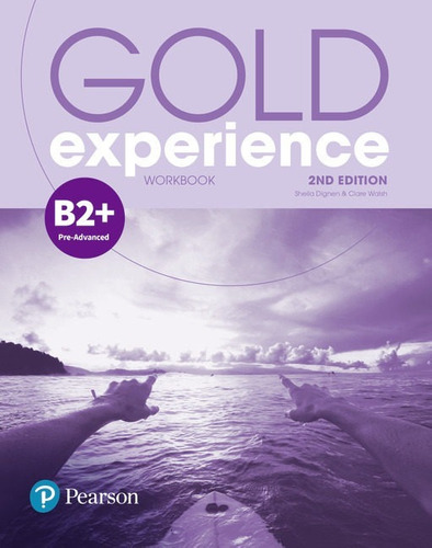 Imagen 1 de 2 de Gold Experience B2+ 2nd Edition - Workbook - Pearson