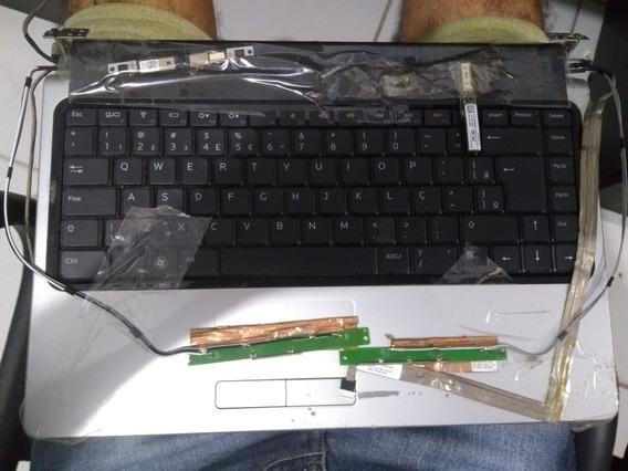 Notebook Dell Studio 1458 Para Retirada De Peças