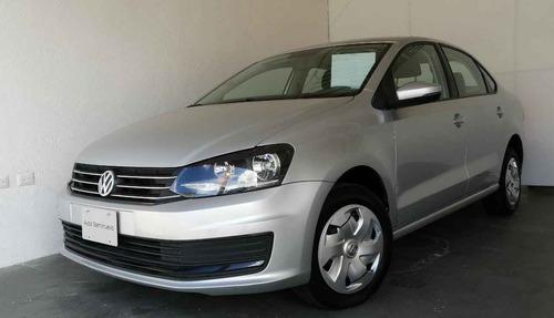 Imagen 1 de 8 de Volkswagen Vento  4 Pts Starline Ta A/ac R-15