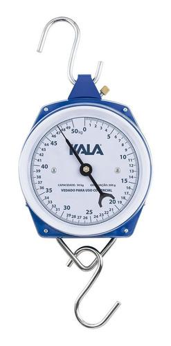 Balança Suspensa Relógio 50kg Kala