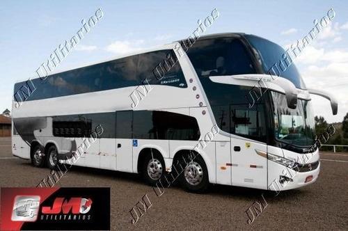 Paradiso Dd 1800 G7 Ano 2013 Volvo B450r 44 Lug Jm Cod 760