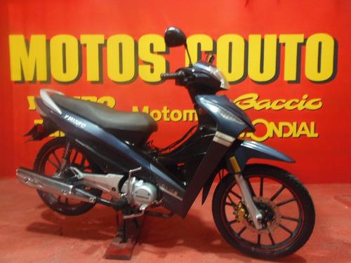 Yumbo Top 125 Yumbo C110 Yumbo City 125 = Motos Couto ==