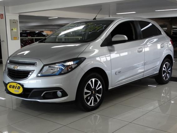 Chevrolet Onix 1.4 Mpfi Ltz 8v Flex 4p 2014