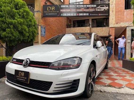 Volkswagen Golf Gti Modelo 2015 Blindado