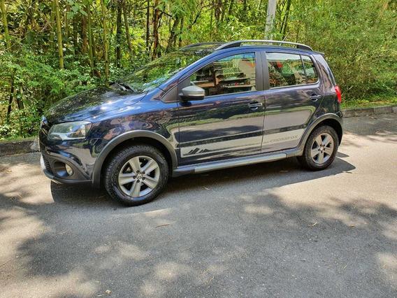 Volkswagen Crossfox 2012 Mecanico Unico Dueño