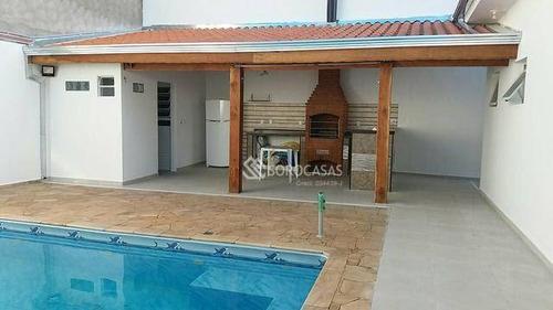 Casa À Venda, 300 M² Por R$ 900.000,00 - Jardim Pagliato - Sorocaba/sp - Ca1693