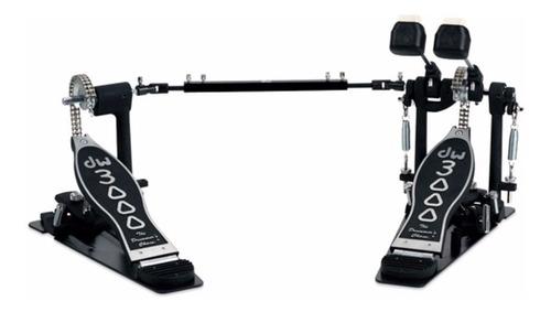 Dw Cp3002 Pedal De Bombo Doble Serie 3000