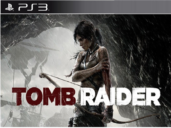 Tomb Raider Digital Edition Ps3 Midia Digital Psn Promoção