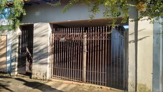 Casa À Venda, Jardim Santa Clara I, Rio Claro. - Ca0521