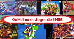 Jogos Super Nintendo (snes) 1000 + Emulador Pc **(sem Frete)