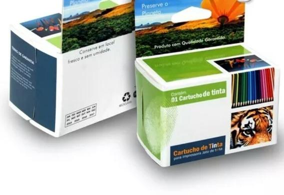 48 Caixas Para Cartuchos Jato De Tinta Preto E Color