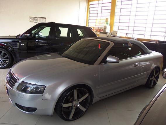 Audi A4 Cabriolet 3.0 V6 30v (multitronic)