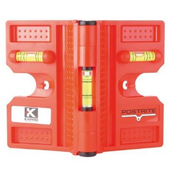 Nivel Ajustable Plegable Postrite 340 M Kapro 340