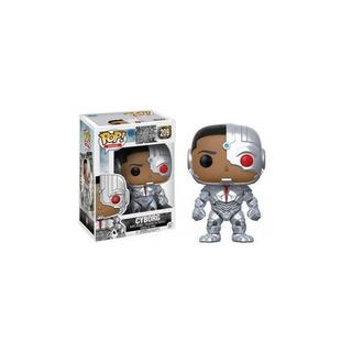 Funko Pop ! Justice League # 209 - Cyborg