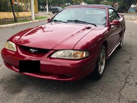 Mustang Gt Gasolina Ano 94/95 Conversível