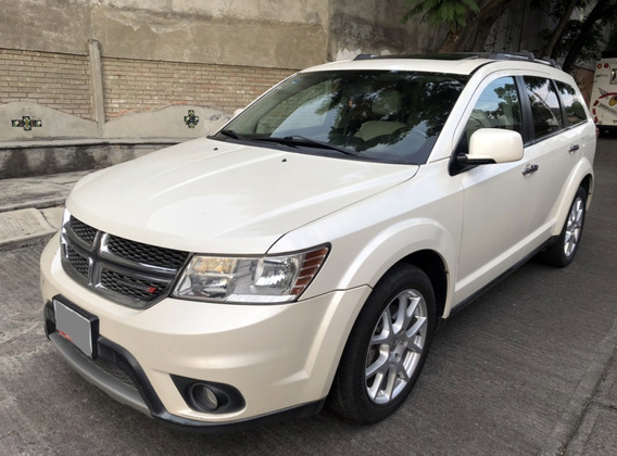Dodge Journey Rt 2013 3 Filas De Asientos