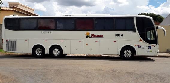 Ônibus 1200 Marcopolo G6 Mb O400 Trucado 3 Eixos Eletrônico