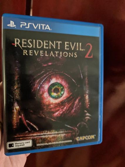 Jogos Ps Vita Resident Evil Revelations 2 Psvita