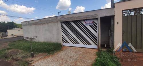 Imagem 1 de 23 de Casa Com 3 Dormitórios À Venda, 130 M² Por R$ 250.000,00 - Jardim Ouro Preto - Londrina/pr - Ca0945