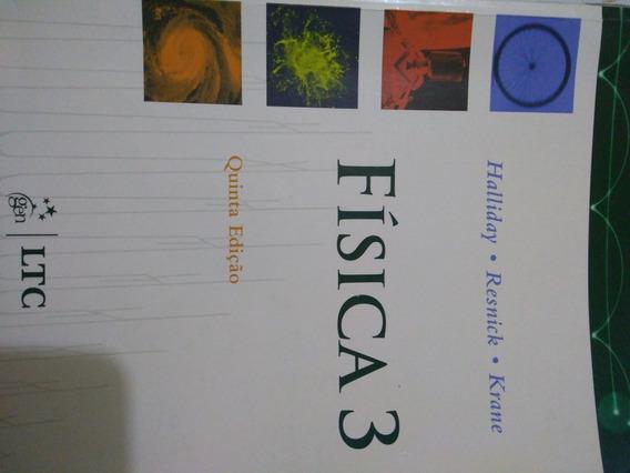 Livro Física 3, Quinta Edição, Halliday, Resnick E Krane