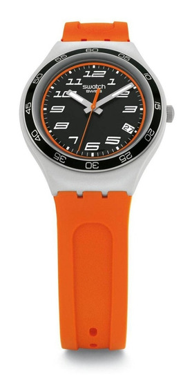 Relógio Swatch Irony Jungle Joy Laranja