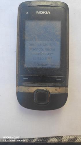 Celular Nokia C2-05 Uso Placa Mãe